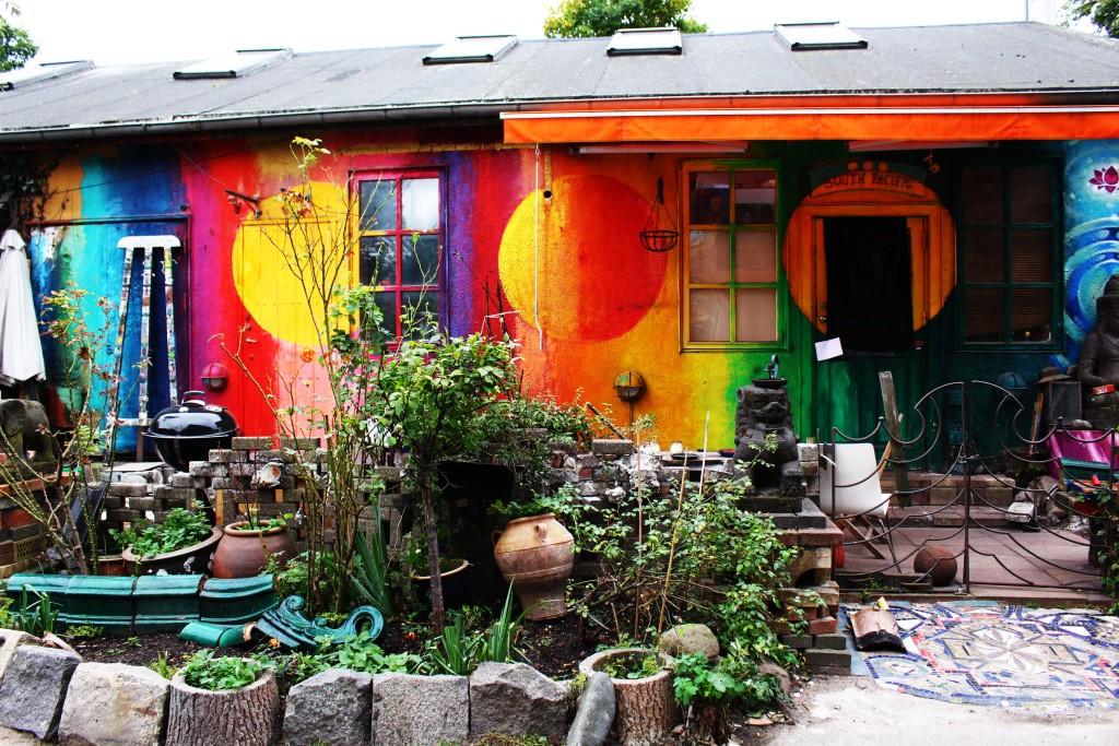 Freetown Christiania | © Aliki Seferou