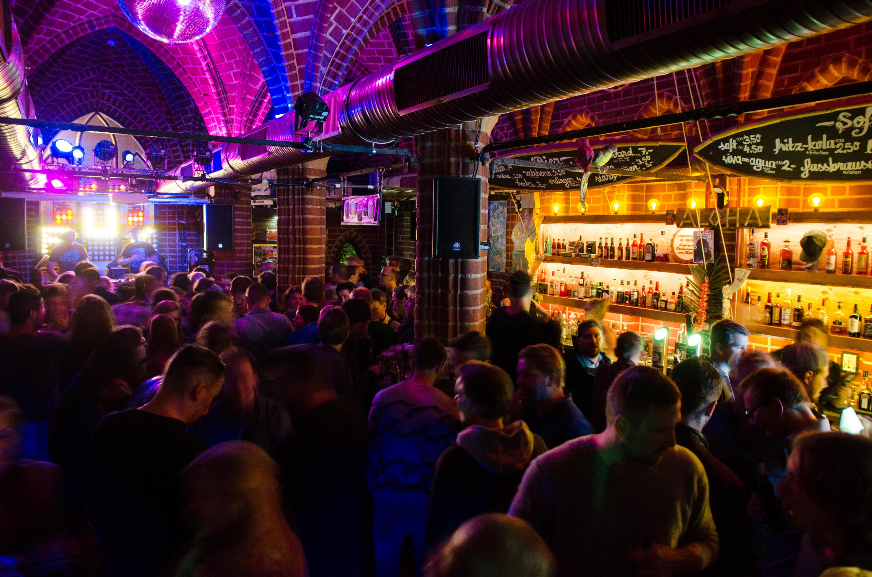 The Best Bars With Live Music In Hamburg