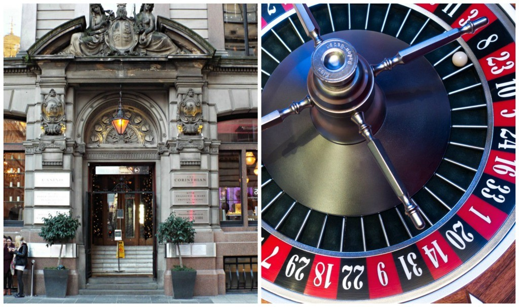 The Corinthian Club | © Thomas Nugent/Geograph // Casino | © Pexels