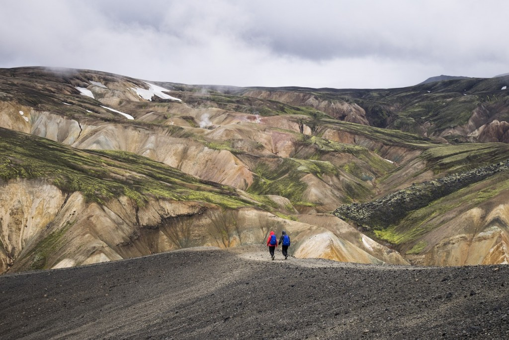 The Best Hiking Trails in Iceland