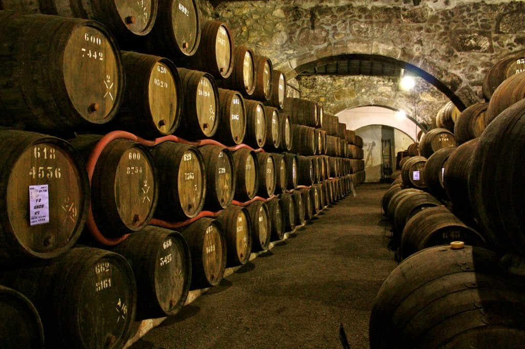 Croft Cellar © Ricardo Martins / Wikimedia Commons