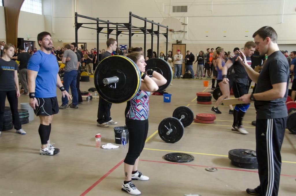 CrossFit class / (c) Ja Ho / Flickr