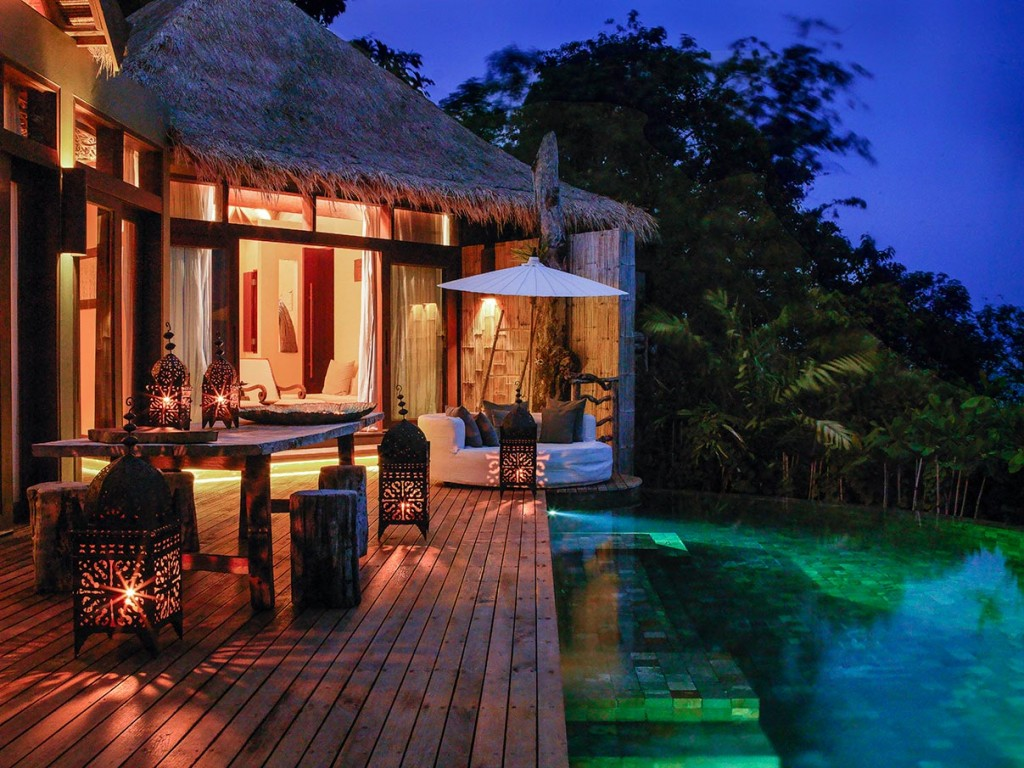 Song Saa Private Island is full of romantic spots © Song Saa