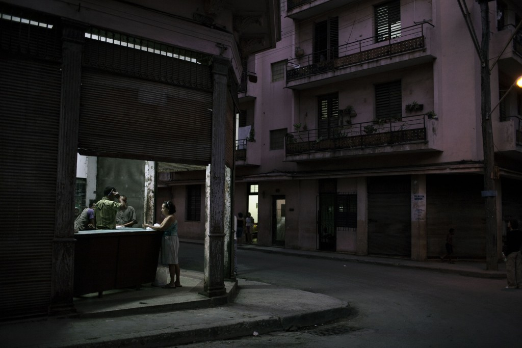 Cuba, Rationing Store, 2008 | © Jérôme Sessini / Magnum Photos