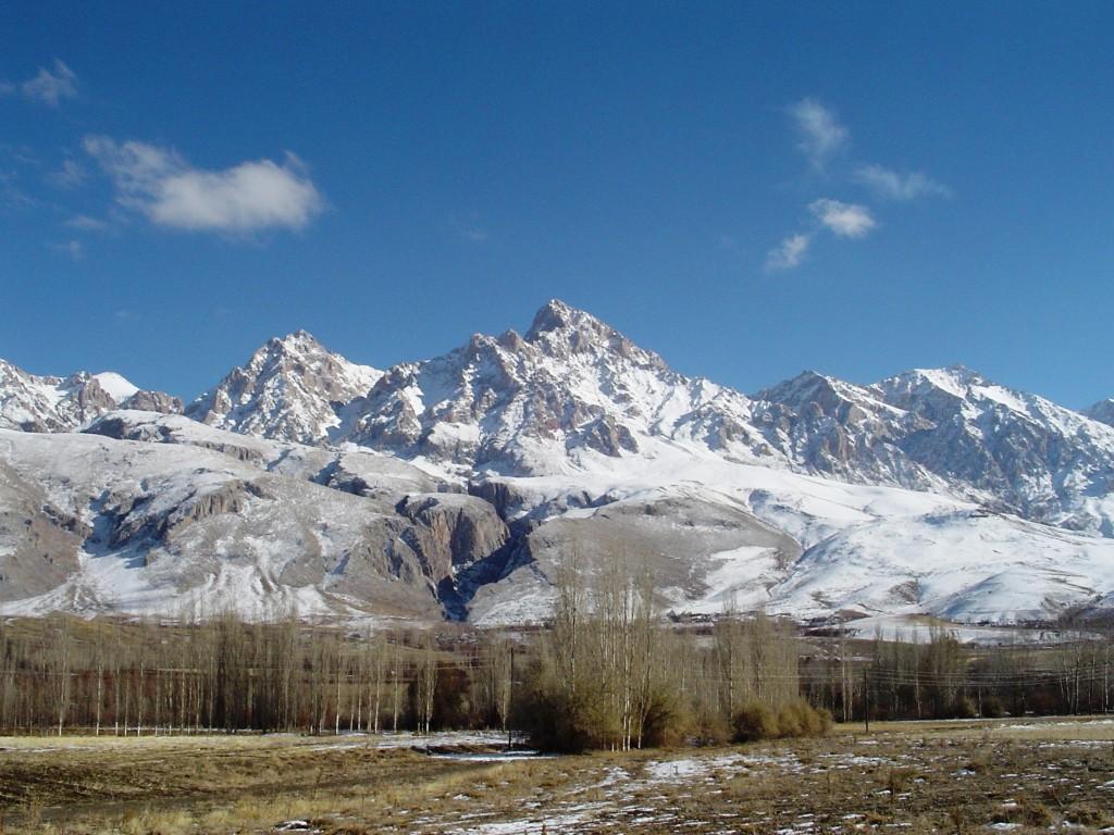 Taurus Mountains/Wikimedia Commons