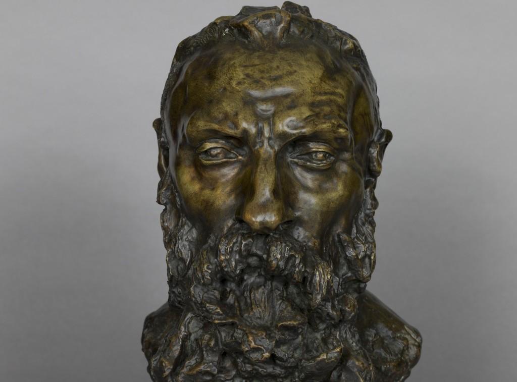 Auguste Rodin, 1888-1898 bronze by Camille Claudel ©musée Camille Claudel/Marco Illuminati