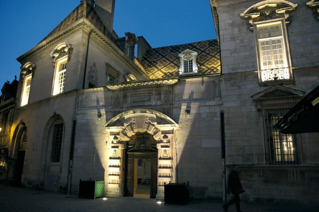Hôtel de Vogüé in Dijon | © Atelier Demoulin / OT Dijon
