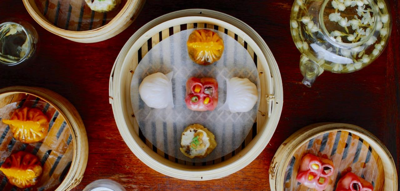 Dim Sum Collection at China Mood Resturant | © Al Bustan Ritz Carlton, Muscat