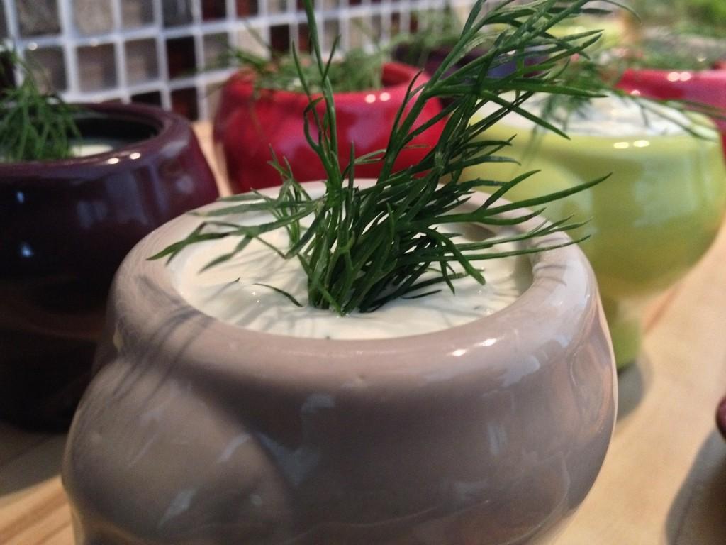 Quark dip with herbs   © cnc / pixabay