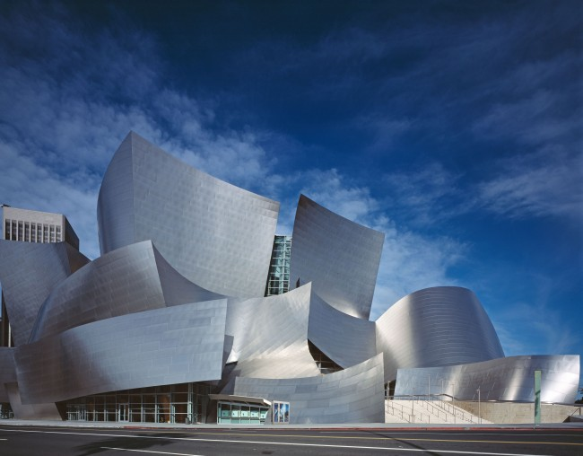 Disney Concert Hall | © Carol Highsmith / Wikimedia