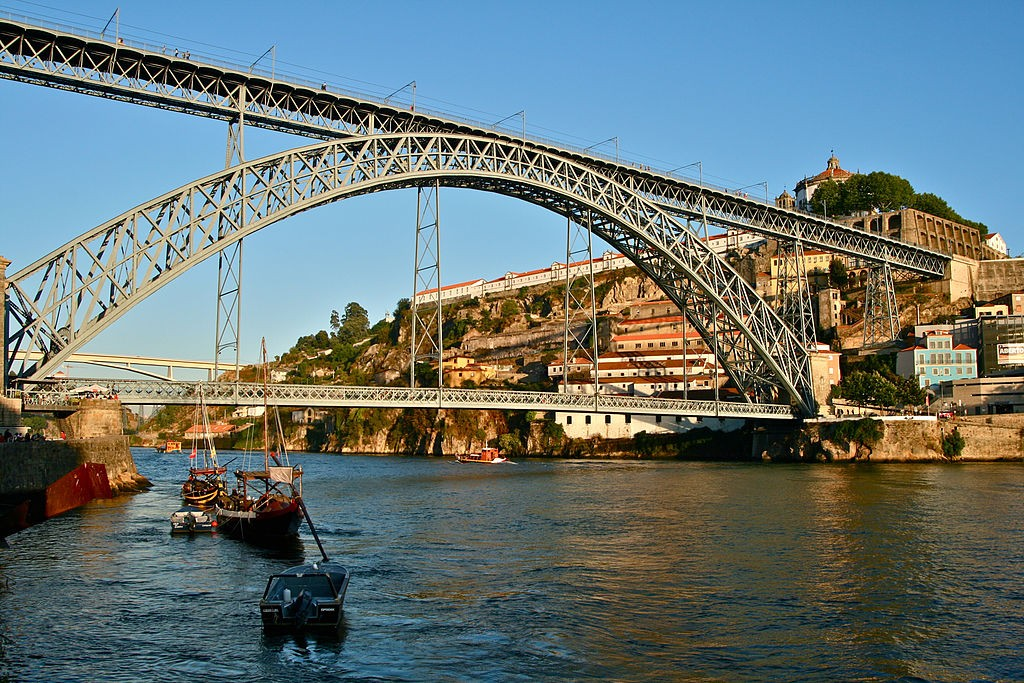 Dom Luis Bridge © François Philipp / Wikimedia Commons