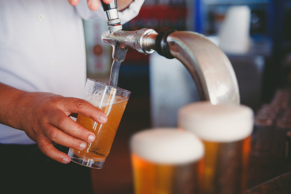 Draft Beer | © Aliaksei Smalenski/Shutterstock