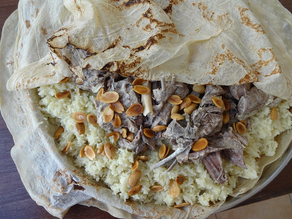 10 traditional jordanian dishes you need to try mansaf forumfinder Image collections