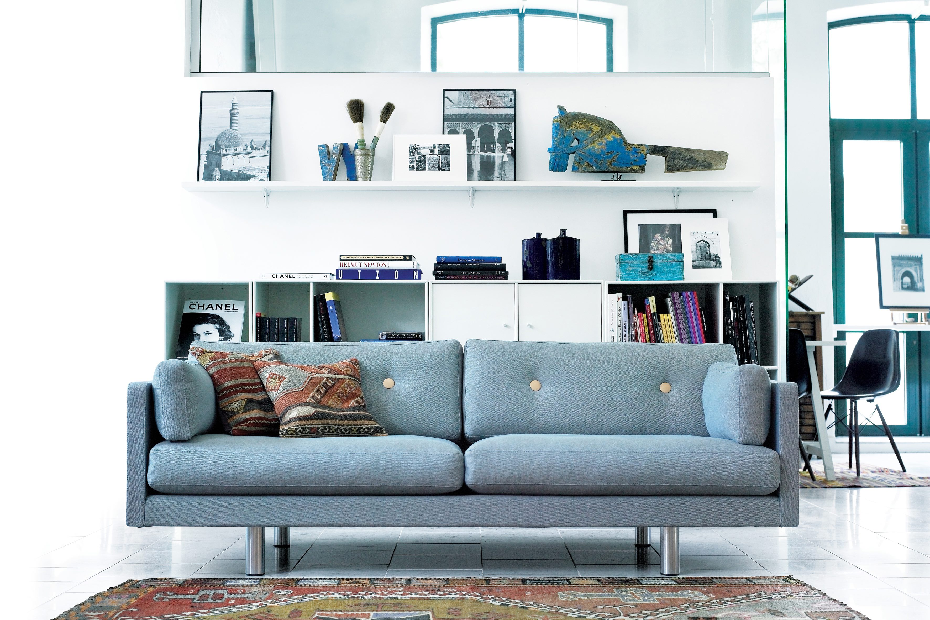 Large two seater sofa from £3,480 © Wharfside