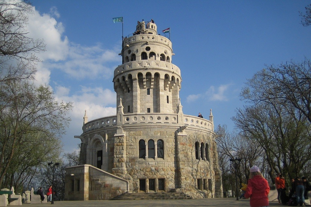 Elizabeth Lookout Tower Budapest