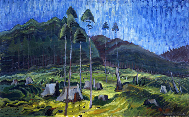 Odds and Ends by Emily Carr (1939) | Public Domain/WikiCommons