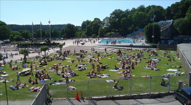 Eriksdalsbadet Stockholm