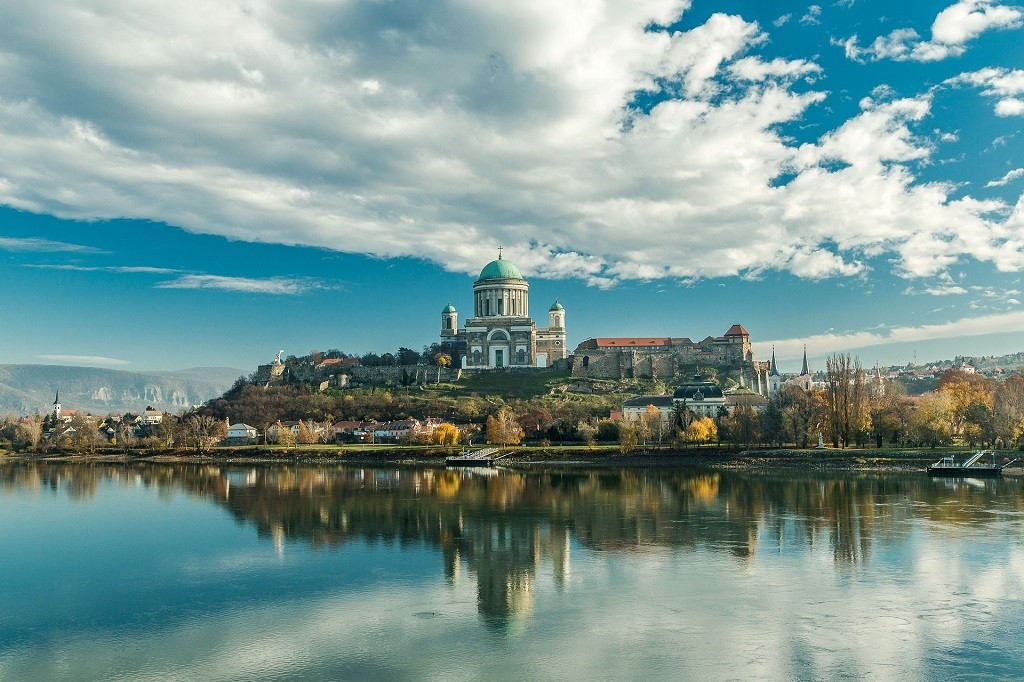 Esztergom Basilica view