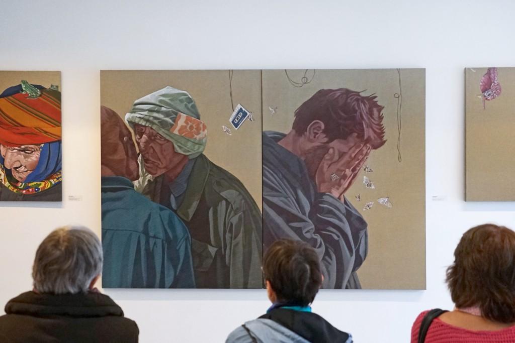 Exposition Effervescence (Institut des Cultures d'Islam, Paris) │© Jean-Pierre Dalbéra / Flickr