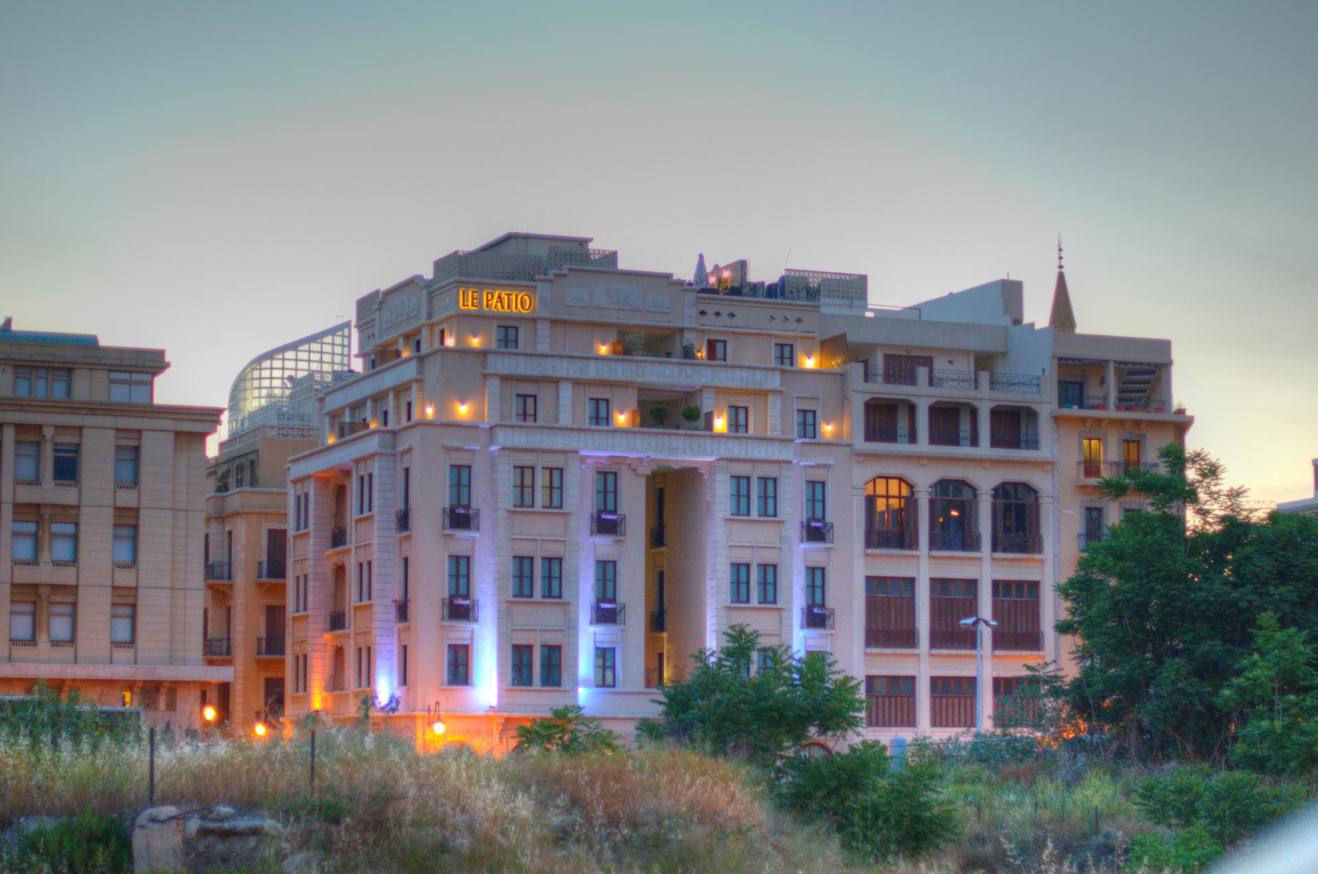 [Le Patio Hotel] | Courtesy of [Le Patio Hotel]