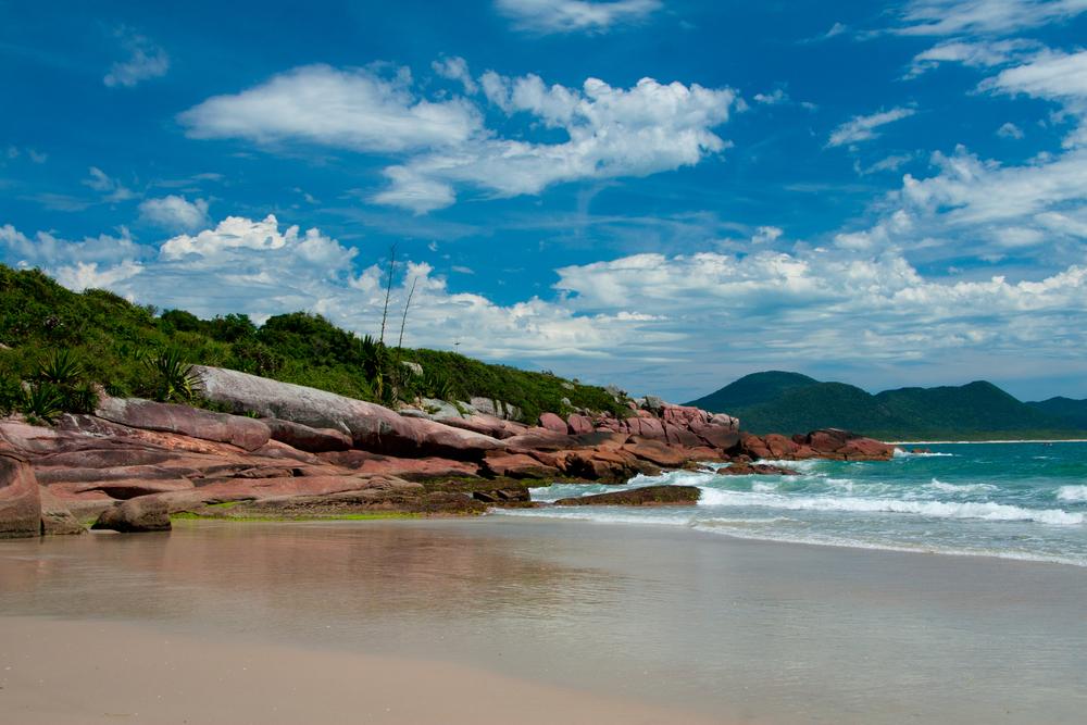 beautiful beaches  florianopolis