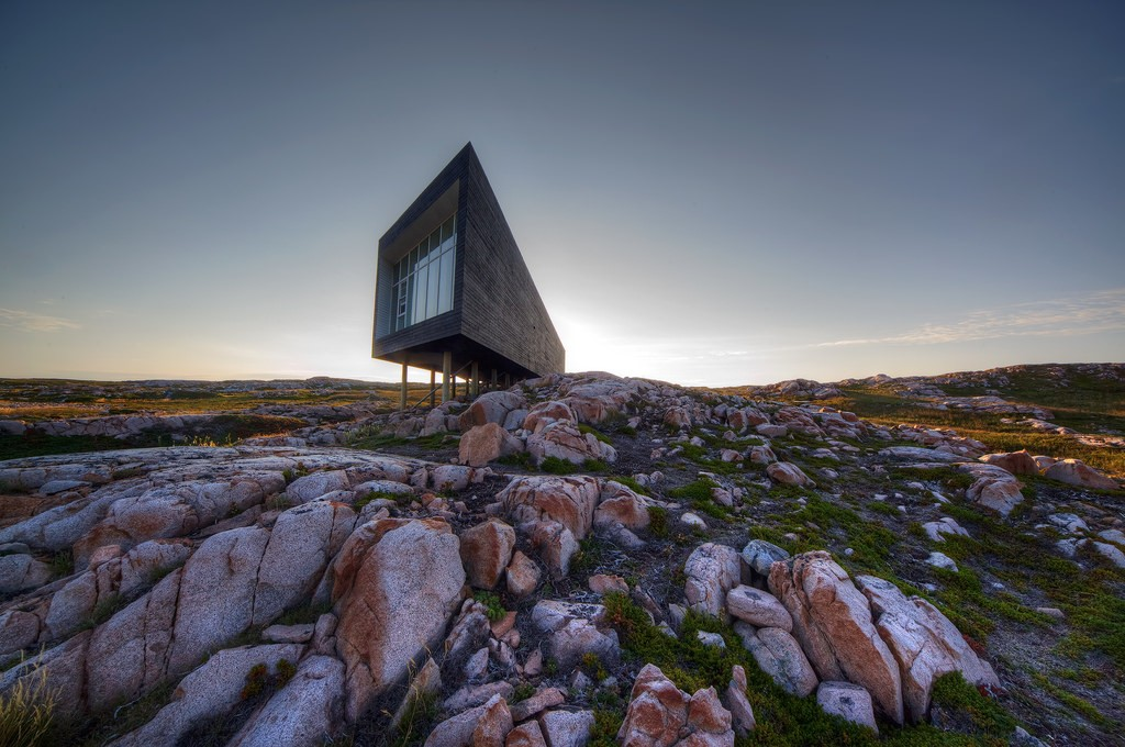 Fogo Island | © Timothy Neesam / Flickr