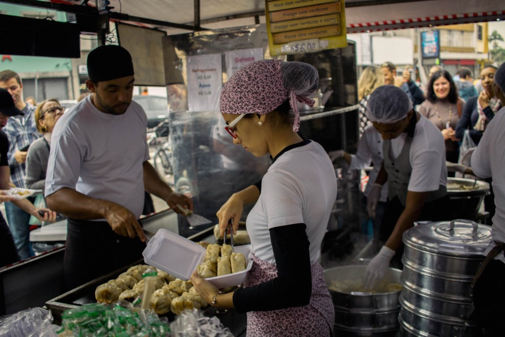 Food at Liberdade © LWYang/Flickr