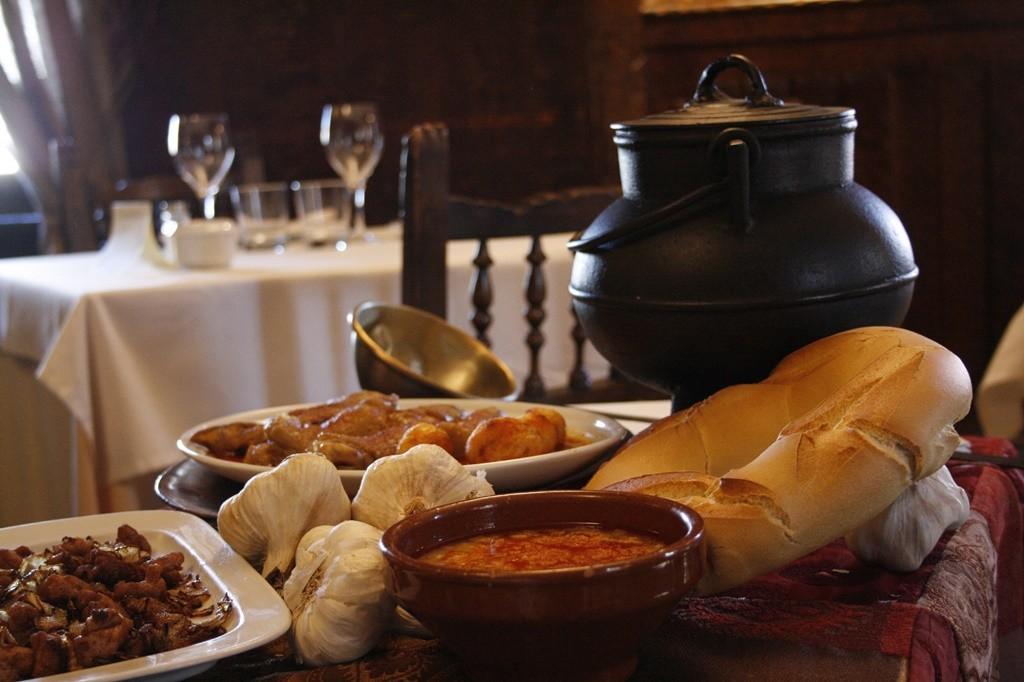 Castillian delights at Casa Pedro  © Casa Pedro
