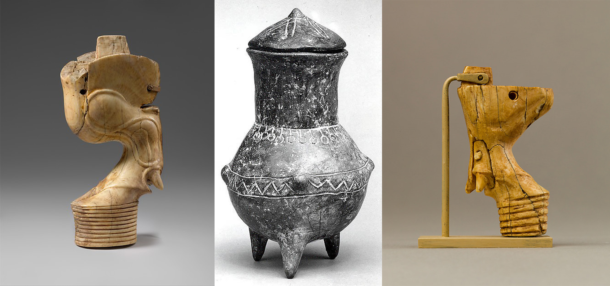Early Dynastic Period furniture and homewares, ca. 3100-2900 BC
