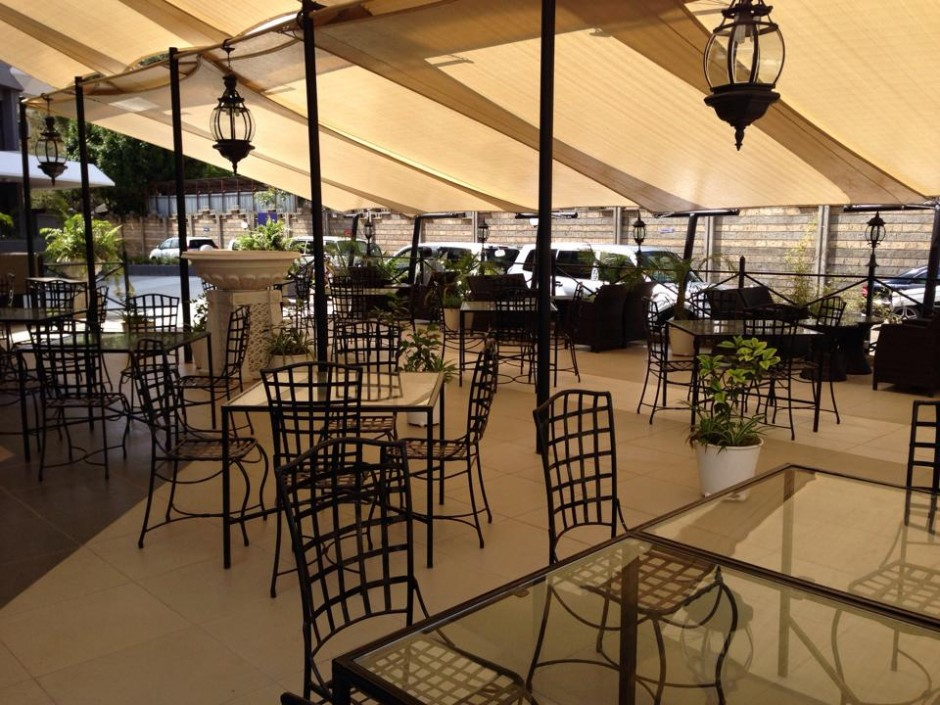 Four Cafe Bistro in Nairobi| Courtesy of Four Cafe Bistro