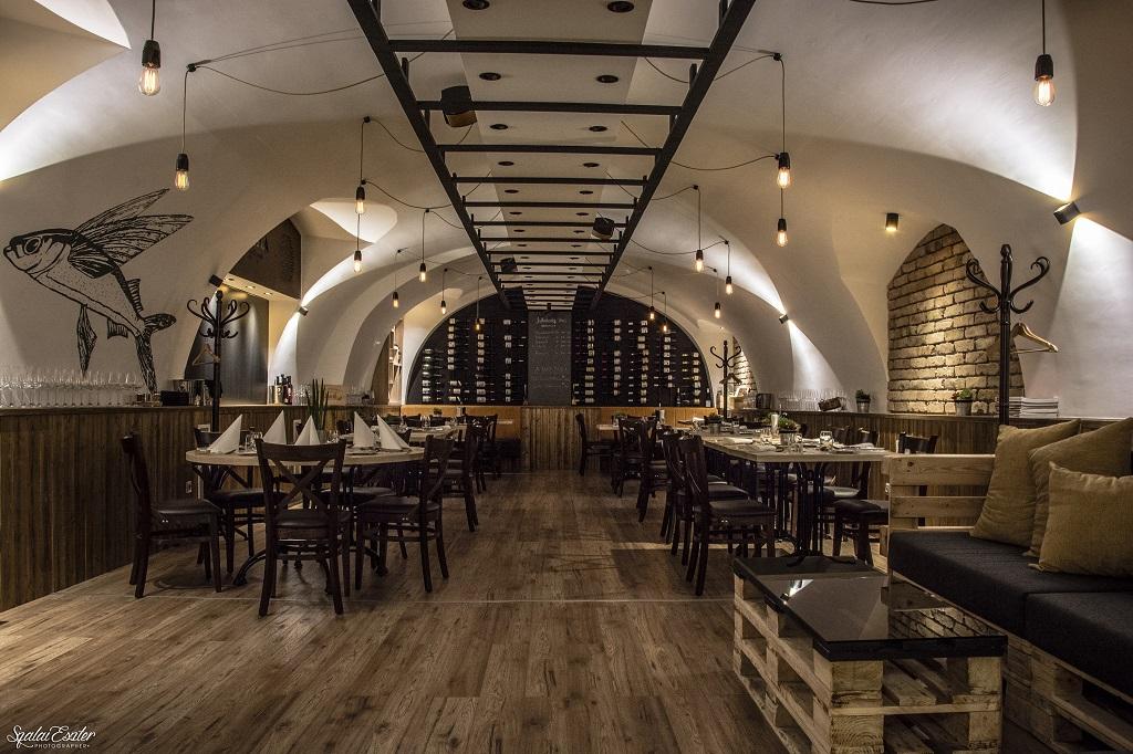 Fricska gastro pub Budapest