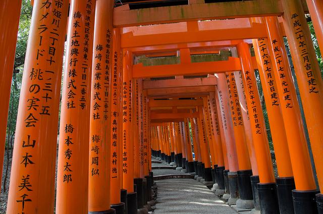 Fushimi Inari Taisha Gates