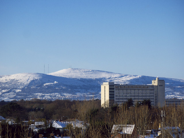 Divis Mountain | © Rossographer/ Geograph