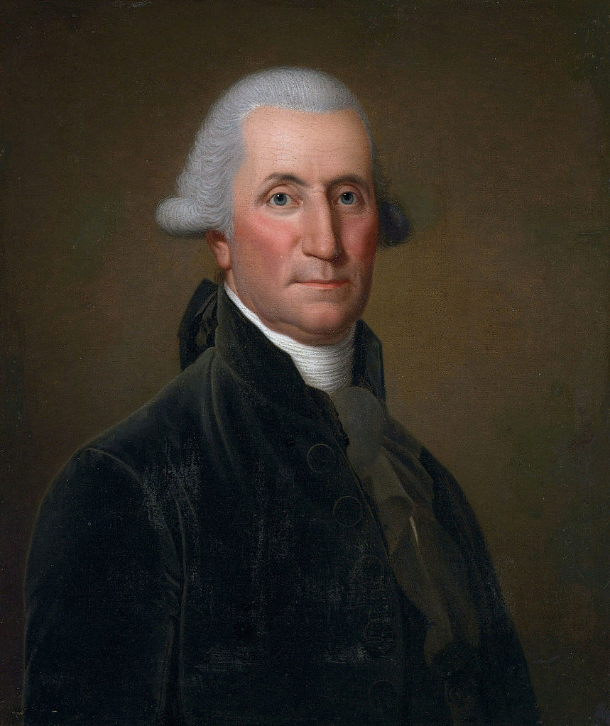 George Washington (1794) by Adolf Ulrik Wertmuller | Creative Commons