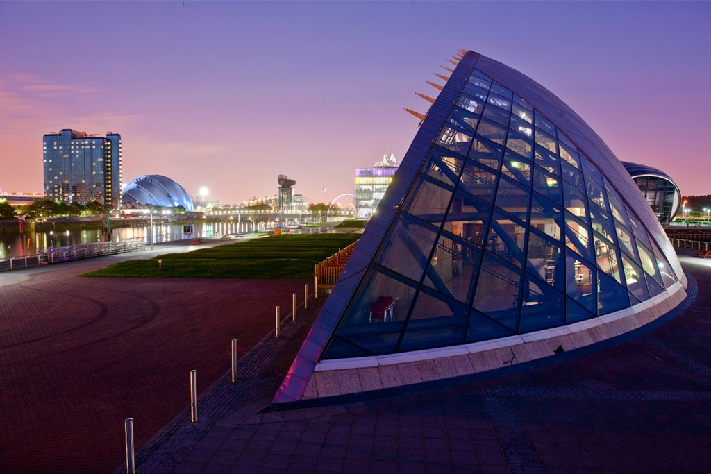 Glasgow Science Centre | Courtesy Of Glasgow Life
