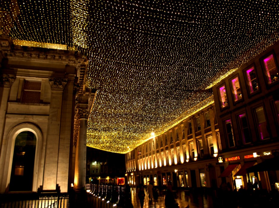 Royal Exchange Square Outside The Social | © WikiCommons