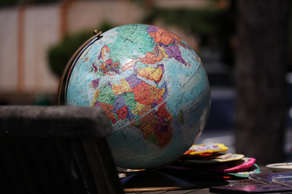 The world of travel is changing   © Andrew Smith / Flickr