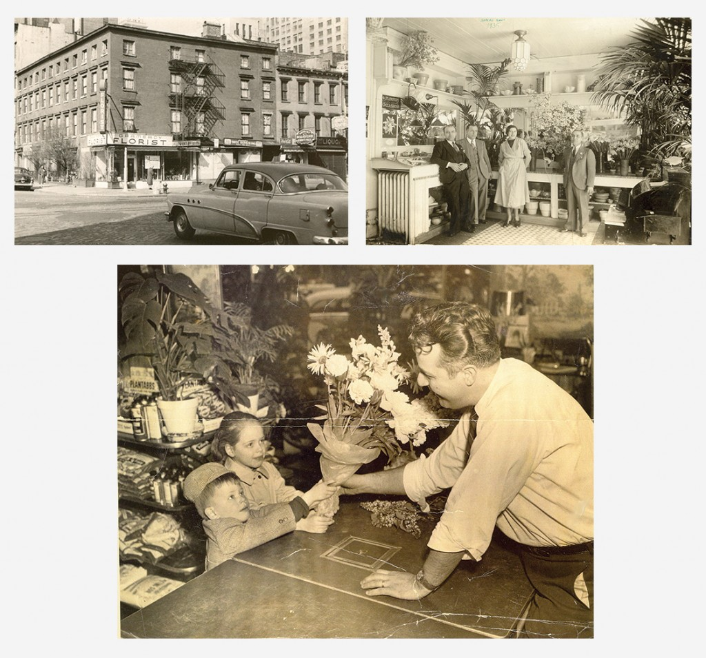 Photos of the original shop at Gramercy Park | Courtesy of Tom Sakas