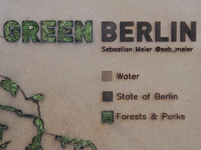 Meier has created an open source guide for Green Berlin | © Sebastian Meier