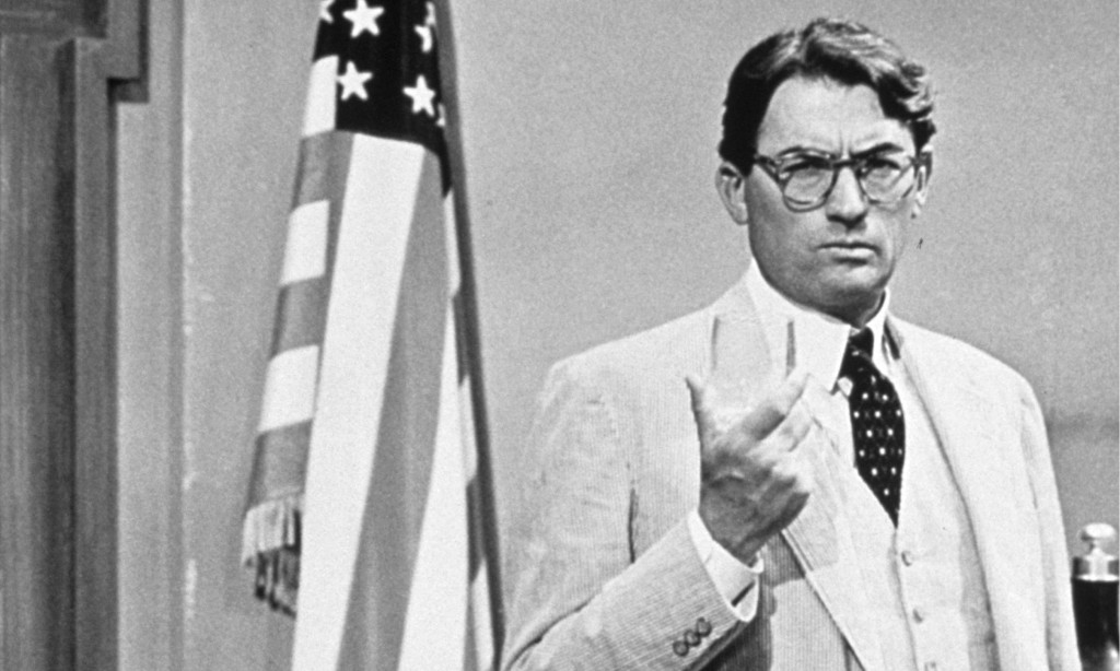 Gregory Peck as Atticus Finch in To Kill a Mockingbird | © Universal Pictures