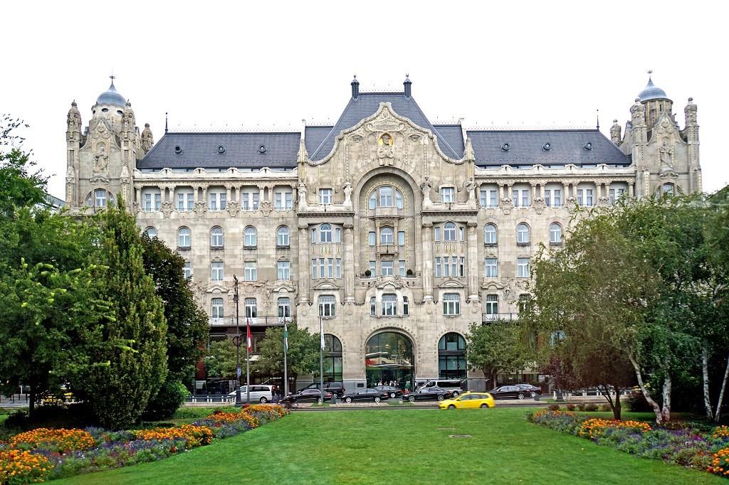 Gresham Palace Budapest