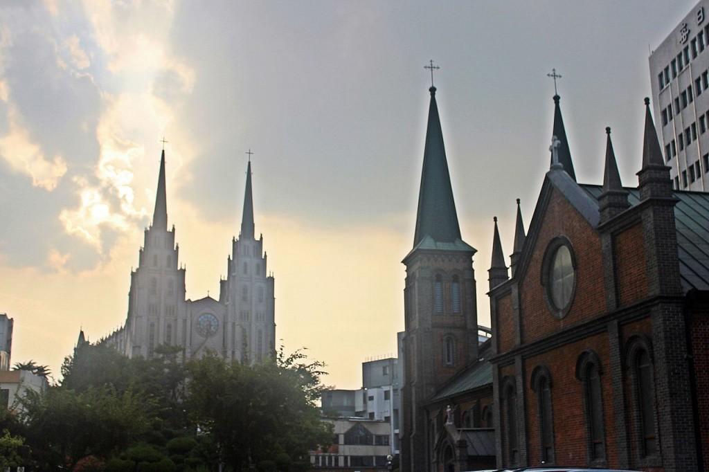 Gyesan Catholic Church   © Okseok Choi