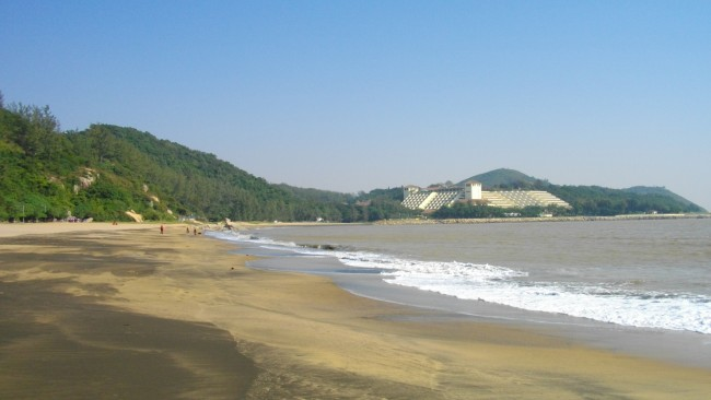 Hac Sa Beach | courtesy of Macao Government Tourist Office