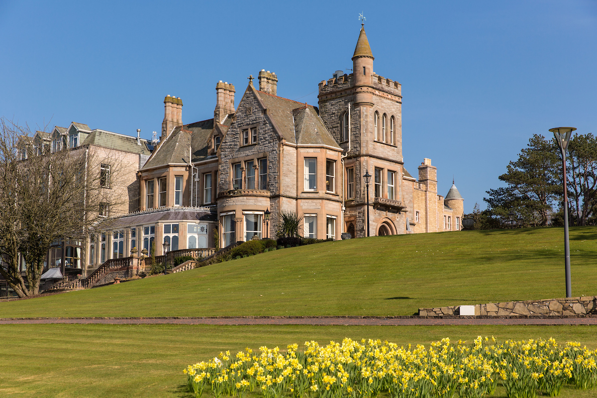 Culloden Estate | © Courtesy of Culloden Estate and Spa