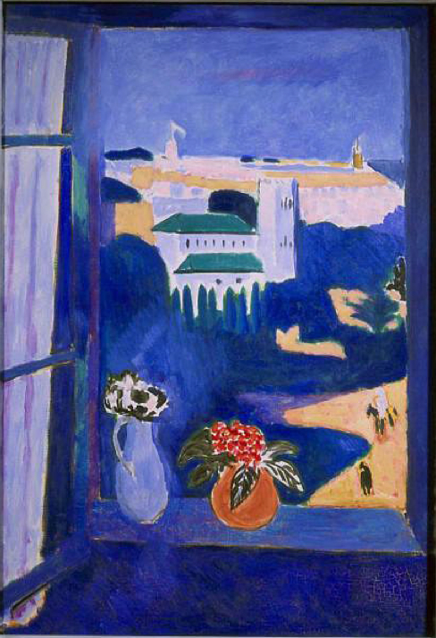Travel the world with these 15 paintings for Henri matisse fenetre