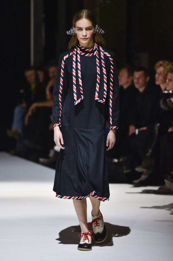 Henrik Vibskov AW17 | © Copenhagen Fashion Week