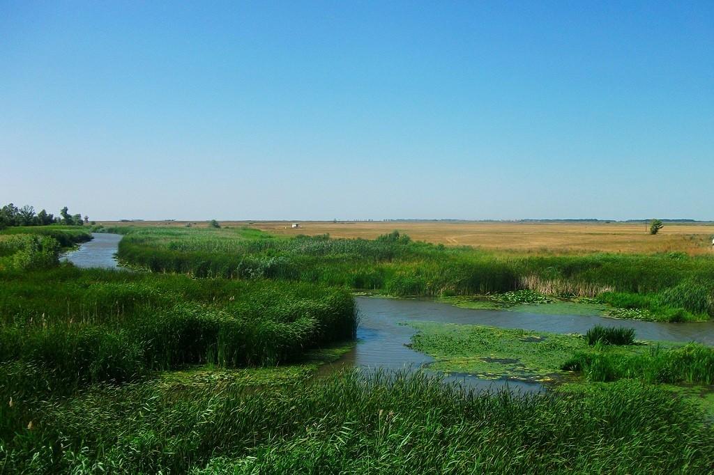 Hortobágy River Hungary