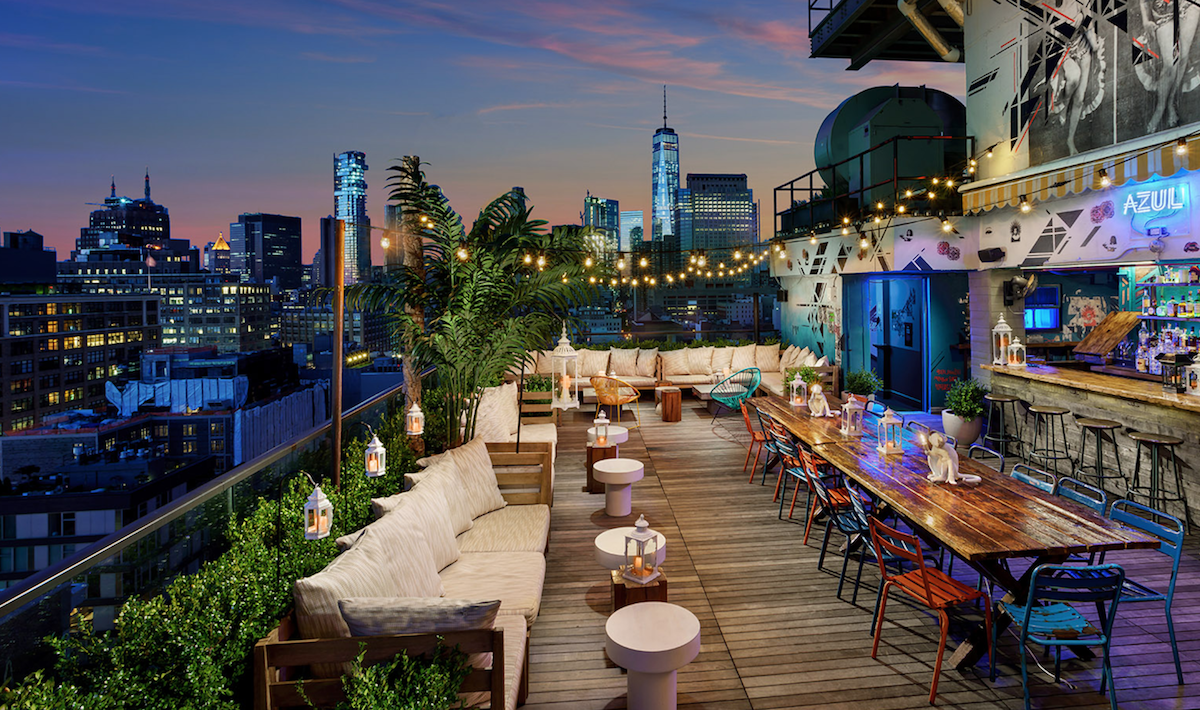 Top boutique hotels in nyc the roxy hotel cheap cool for Top boutique hotels new york