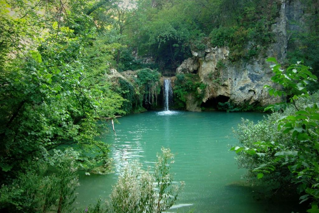 Hotnitsa Waterfall in Bulgaria I © Nadyanm/WikiCommons