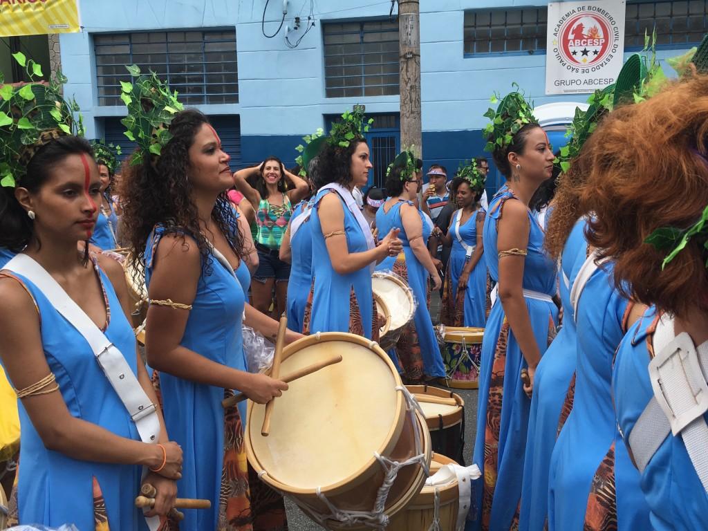 Ilu Oba de Min Carnival Bloc © Lise Alves